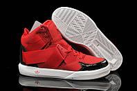 Кроссовки красные мужские Adidas C10 s