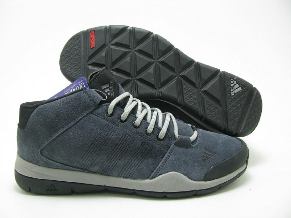 76e5dc48 Кроссовки зимние Adidas Anzit DLX mid grey , цена 2 156 грн., купить в  Харькове — Prom.ua (ID#457999691)