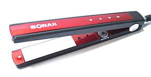 Утюжок, Выпрямитель, Плойка, Щипцы для волос Керамика с регулятором температуры Sonar SN-728