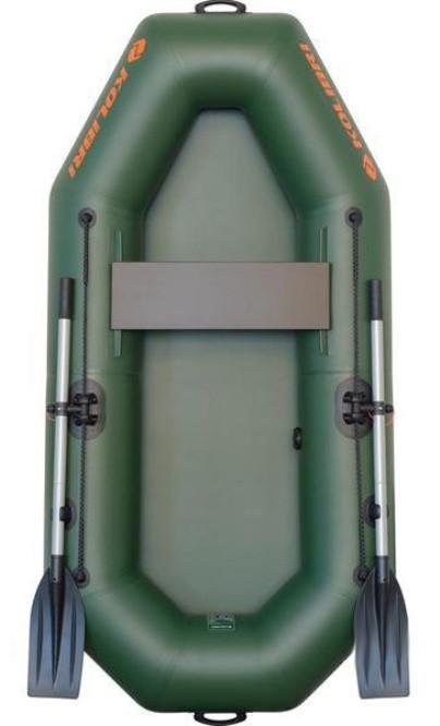 Kolibri К-210 – лодка надувная гребная одноместная Колибри 210