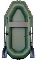 Kolibri К-210 – лодка надувная гребная одноместная Колибри 210, фото 1