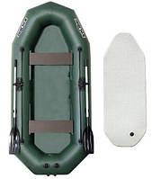 Kolibri К-250Т air - лодка надувная Колибри 250 с надувным настилом