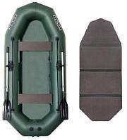 Kolibri К-250Т book - лодка надувная Колибри 250 с жестким настилом