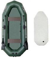 Kolibri К-280Т air - лодка надувная Колибри 280 с надувным настилом