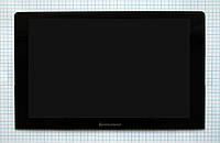 Модуль (дисплей + сенсор) Lenovo B8000 Yoga Tablet 10 black original