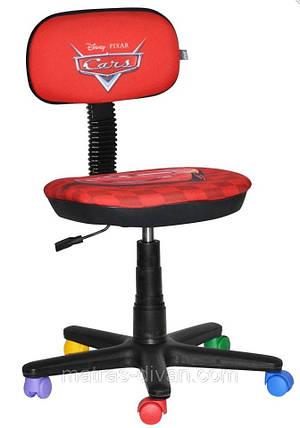 Кресло детское Бамбо Дизайн Дисней Тачки Молния Маккуин, фото 2