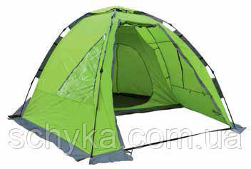 Палатка автоматическая 4-х местная Norfin Zander 3NF-10403