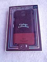 Кожаный чехол KAJSA для Samsung Note 3