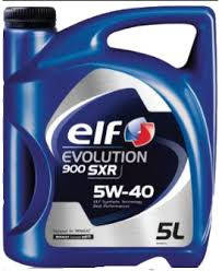 Моторное масло ELF Evolution 900 SXR 5W40 (5 Liter)