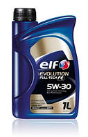Моторное масло ELF Evolution Full-Tech FE 5W30 (1 Liter)