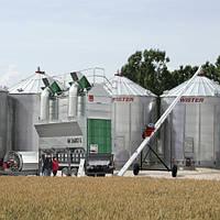 Мобильная вакуумная зерносушилка MEPU 3600 L