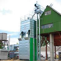 Стационарная зерносушилка MEPU RCW 400