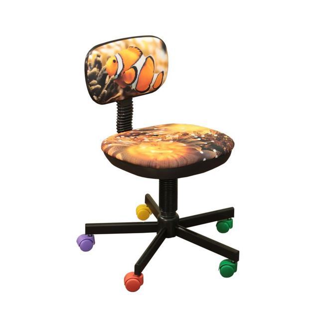 Кресло детское Бамбо Дизайн ― 6 Рыбка.