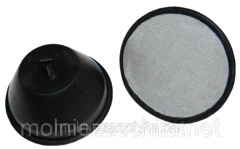 Кровельный держатель пластиковый с бетоном