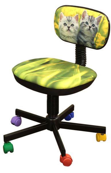 Кресло детское Бамбо Дизайн ― 8 Котята.