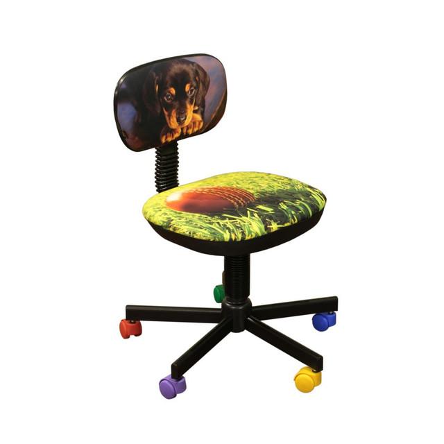 Кресло детское Бамбо Дизайн ― 10 Щенок.
