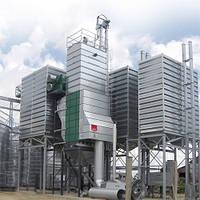 Стационарная вакуумная зерносушилка MEPU DCR 400