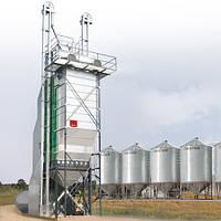 Поточная зерносушилка MEPU CF 50