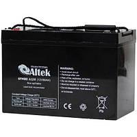 Аккумуляторная батарея ALVA 80 А (AGM)