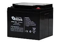 Аккумуляторная батарея ALTEK 40 А (GEL)