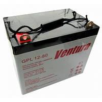 Аккумулятор Ventura GPL 12-80 80 А (AGM)