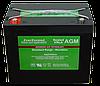 Аккумуляторная батарея STANDARD RANGE ST-1255 55 А (AGM)