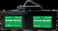 АКБ AGM 200 A Deep Cycle DP-12200