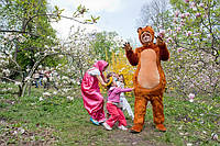 Маша и Медведь на детский праздник киев