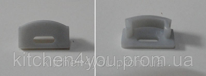 ЗПО 7 заглушка для профиля ЛП 7 с отверстием для кабеля