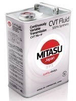 MITASU CVT FLUID 100% Synthetic 4L