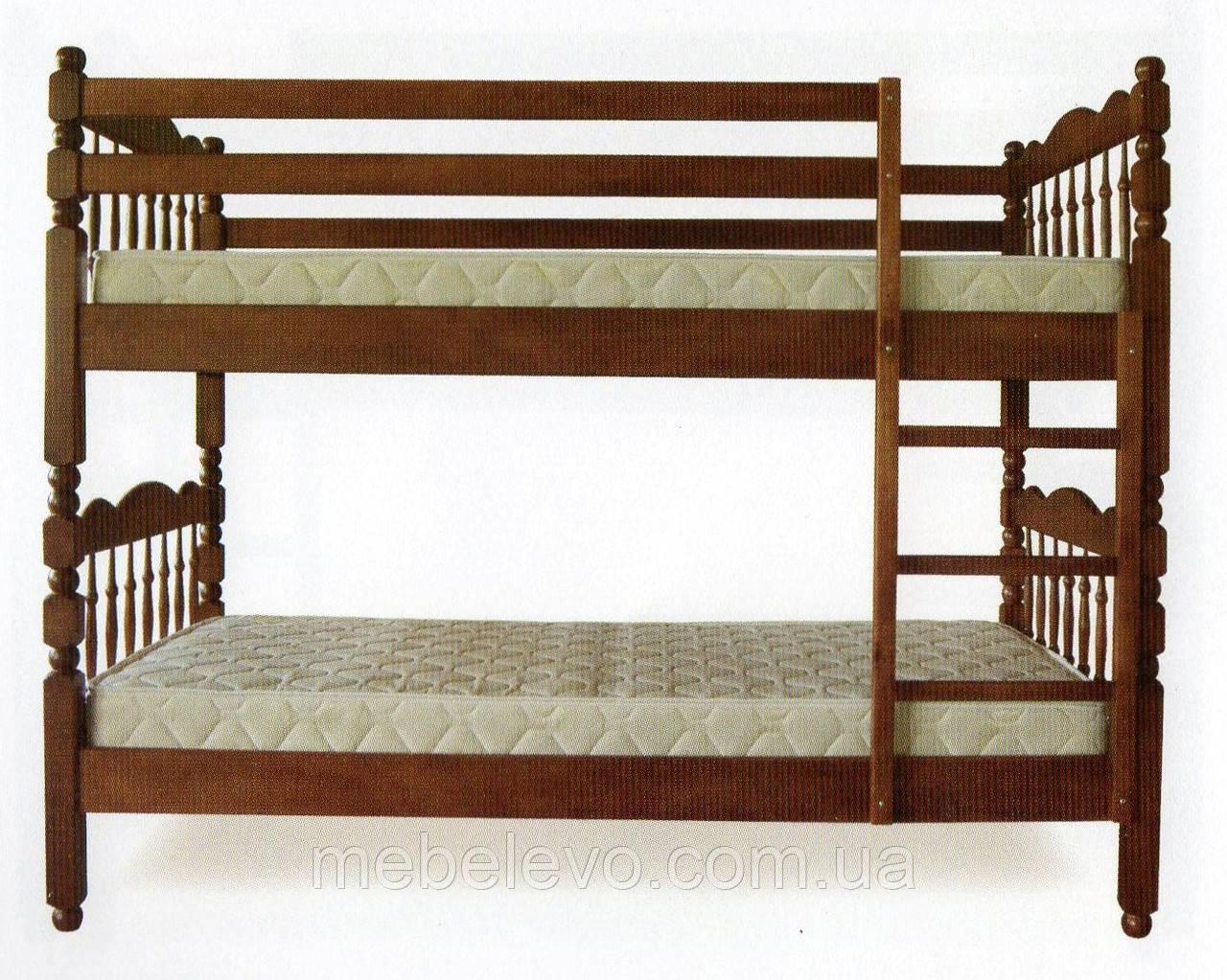 Двухъярусная кровать Трансформер 2 80х190 ТИС 1700х880х2025мм
