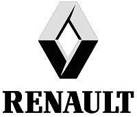 Вії на фари Renault