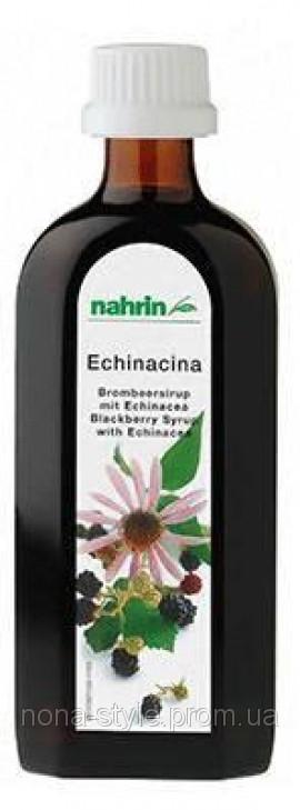 Ежевичный сироп с эхинацеей (Echinacina) 250мл