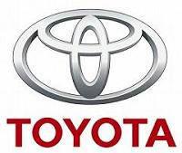 Вії на фари Toyota