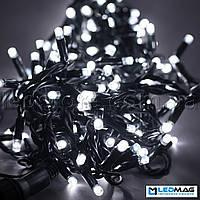 Светодиодная гирлянда нить DELUX String 10м 200 LED