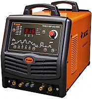 Аргонник Jasic TIG 315p AC DC (E106) цифровой