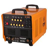 Аргонно-дуговые установка CNR  TIG 200 DP AC/DC