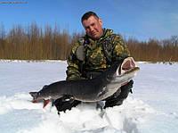 Как выбрать зимний костюм для рыбалки