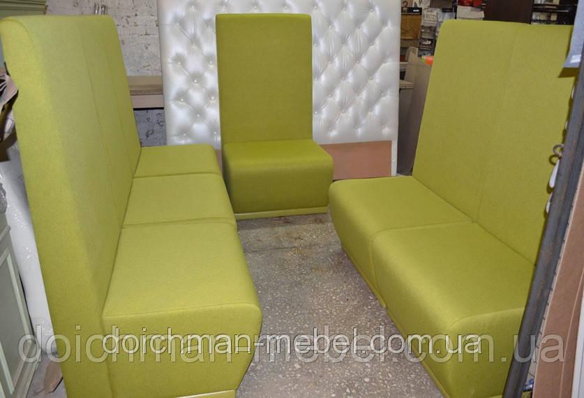 Ексклюзивні дизайнерські дивани для громадських приміщень купити в Україні