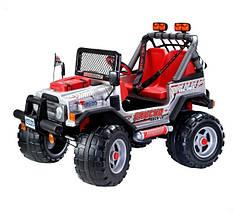 Детский электромобиль Peg-Perego Gaucho RockIn IGOD0047