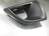 Mazda RX8 RX-8 2003-08 правая накладка на задний бампер под выхлоп Новая Оригинал