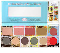 Палетка для макияжа лица In theBalm of Your Hand