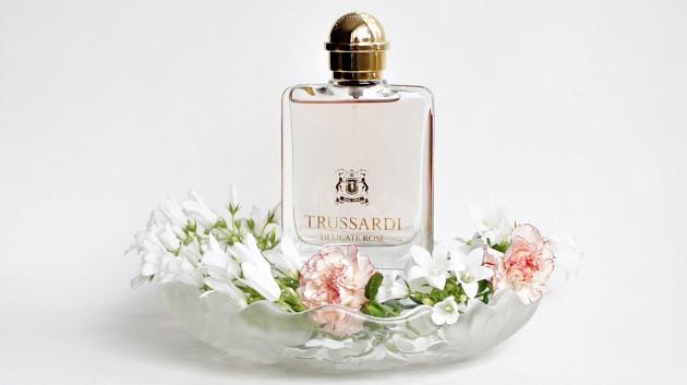 Trussardi Delicate Rose – когда слова становятся лишними…