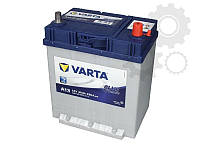 Аккумулятор Varta 40Ah/330A BlueDynamic -0ah(АЗИЯ)
