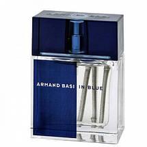Armand Basi In Blue туалетная вода 100 ml. (Арманд Баси Ин Блу), фото 2
