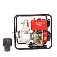 Мотопомпа для грязной воды WEIMA WMCGZ100-30E(с электростартером)