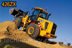 426ZX  Максимальная грузоподъемность погрузчика 2.1м3 Максимальная мощность двигателя 123кВт Эксплуатационная масса 14720кг