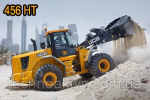 456 HT  Максимальная грузоподъемность 3.5м3 Максимальная мощность двигателя 160кВт Эксплуатационная масса 22079кг