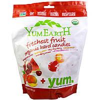 YumEarth, Органические свежайшие фрукты, органические леденцы, , 13 унций (368,5 г