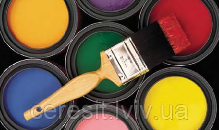 Властивості фарб та штукатурок